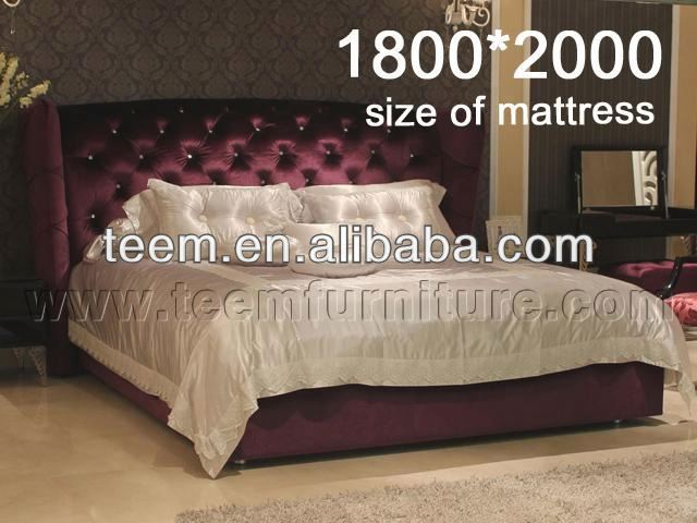 New Type Bed 2013 Hot Sale jewel furniture