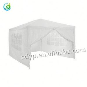 Poly Cotton Sun Garden Pavilion Outdoor Spa Gazebo for Sale HL-6908