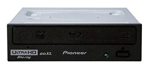Pioneer PIO-BDR-211UBK MAIN-16374 Internal BD/DVD/CD Writer Supporting Ultra HD Blu-Ray Playback