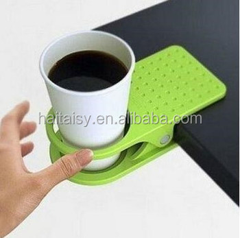 Bon Perfect Poker Table Cup Holders Plastic Cup Holder Laptop Stand Car Drink  Holder