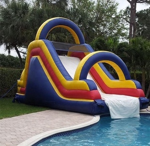 Inflatable Pool Slides For Inground Pools Wholesale, Inflatable Pool ...
