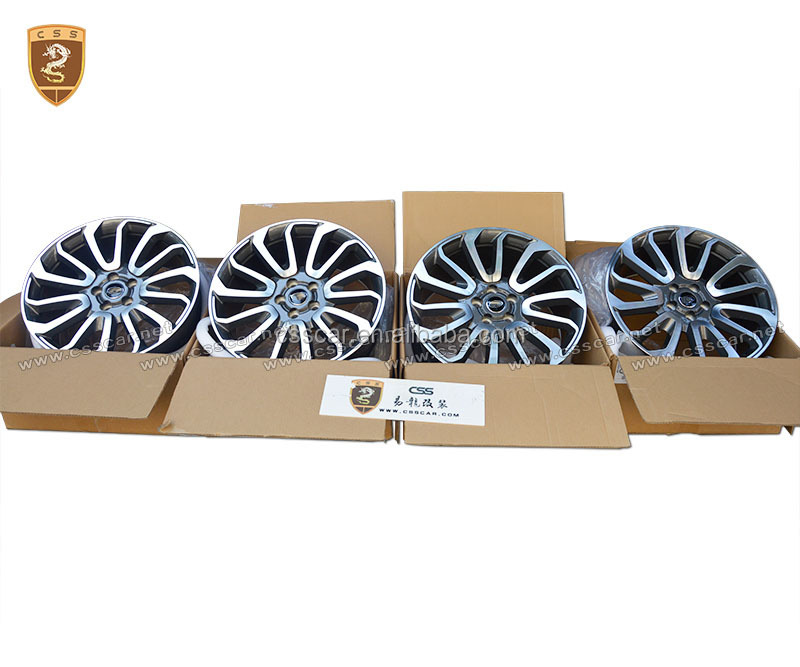 Gesmeed wiel customizing 20 inch land-rover range-rover auto velg