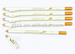 permanent white eyebrow pencil