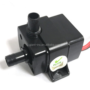 High Flow 3M 12v Water Pump 12 Volt DC Mini Water Pump for Aquarium Circulation, Can be Customized Submersible Pumps