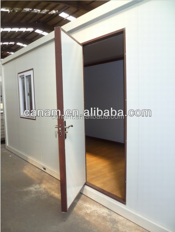 prefab one room container villa/hotel