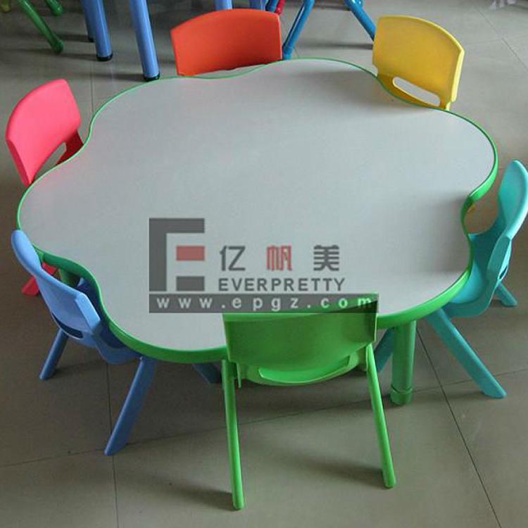 Colorido guarder a escuela muebles preescolar ni os mesa y for Sillas para ninos de preescolar