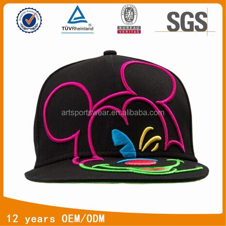 Apparel Accessories Men's Hats 1 Pcs Cartoon Pink Girl Lovely Baseball Cap Cartoon Adjustable Hat Caps Sun Hat Size Adjustable 50-54cm Skillful Manufacture