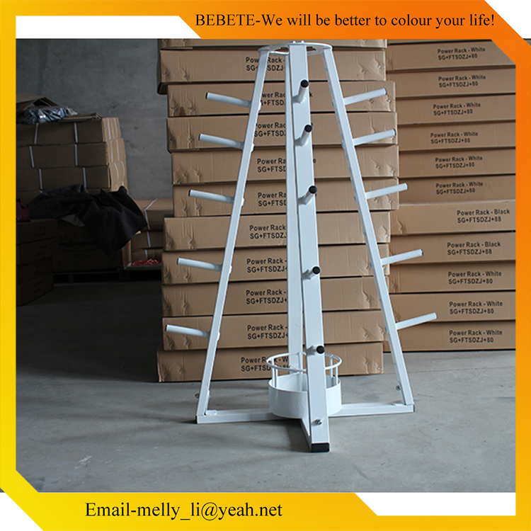 wholesale china factory bumper plate and barbell rack , barbell collar , barbell grips