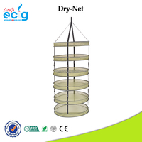 Complete hydroponic system indoor grow tent kit herb dry net