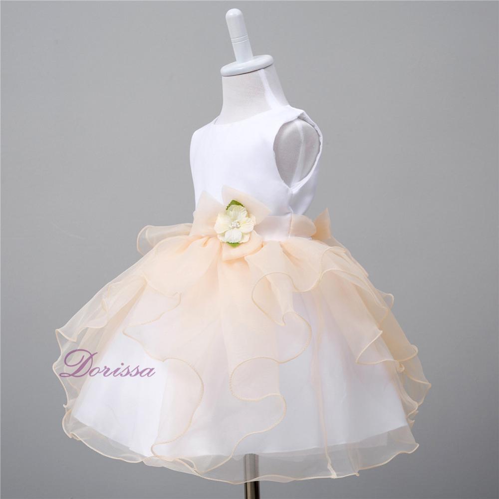 Hochzeit Geburtstag Kleid Günstige Prinzessin Kleid Mädchen Tragen ...