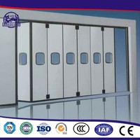 Convenient Handy Electric Motor Industrial sliding Door