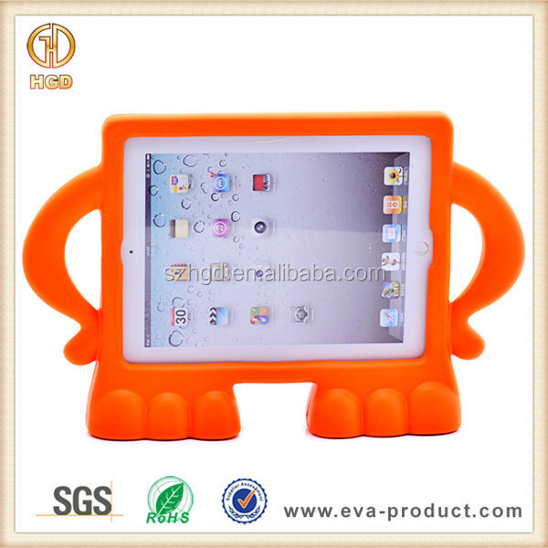 For iPad 2 3 4 Kids Case, EVA Foam Shockproof For Disney iPad Case