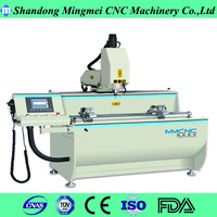 SYNTEC Servo Control System cnc milling machine for aluminum profile 3 axis milling drilling machining center