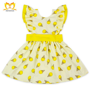 Persnickety Kids Girl Ice-Cream Tunic 1 Years Old Party Designs Baby Girls Casual Dress