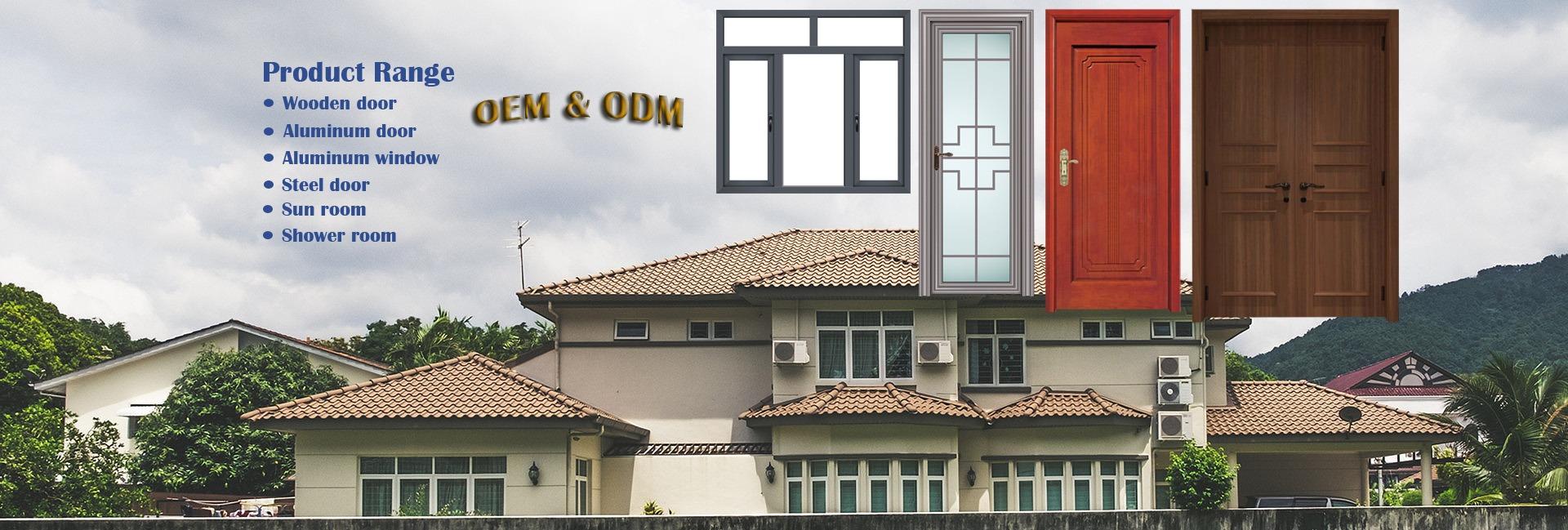 Foshan Sippar Doors Windows Technology Co Ltd