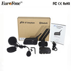 Nouveautés 6 coureurs 1200 m V6 Moto Bluetooth Interphone/Intercom casque