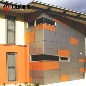 IDEABOND 2019 hot sell high quality ACP price aluminium composite panel for exterior wall cladding