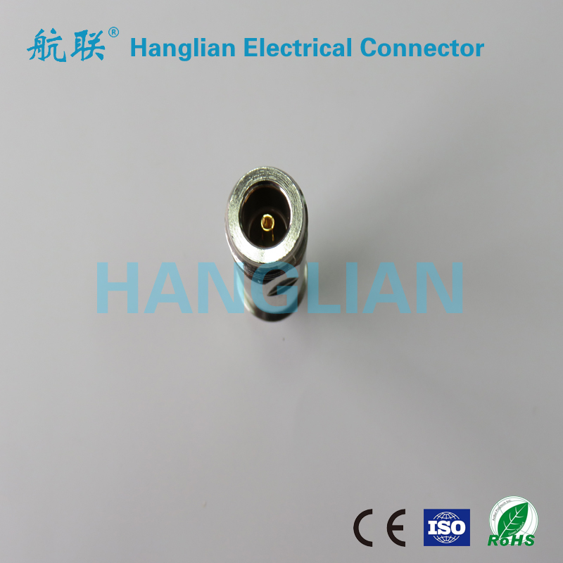 N Series N-KY40Z bayonet RF circular electrical connector