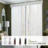 Bintronic Taiwan Electric Sun Shade Window Motorized Vertical Blinds And Accessories For Curtain Rail