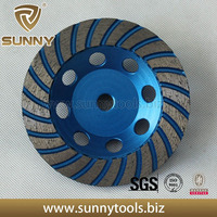 High Quality 125mm Diamond Grinding Wheel for Concrete