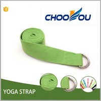 New Multi-Colors Yoga Belt Strap Waist Arms Leg Stretch Strap Yoga Exercise Fitness Gym Rope Tool