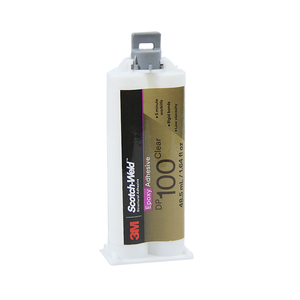 3M DP100 Clear High Quality Flexible Epoxy 2 Part Resin Adhesive
