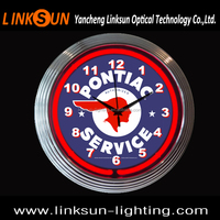 amazing price neon clock