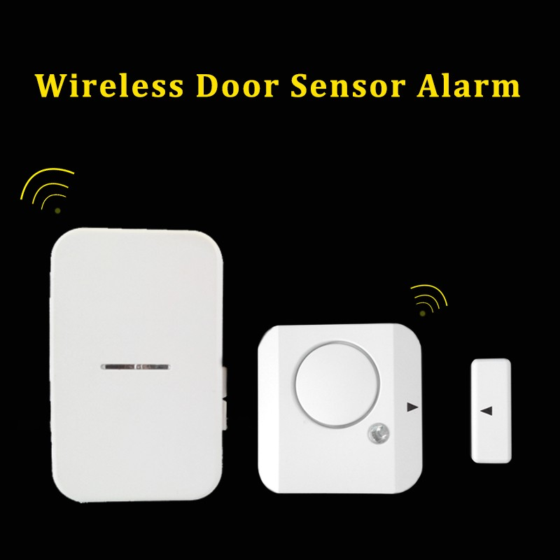 Wireless Magnetic Remote Control Sensor Alarm Home House Door Window Detector alarm