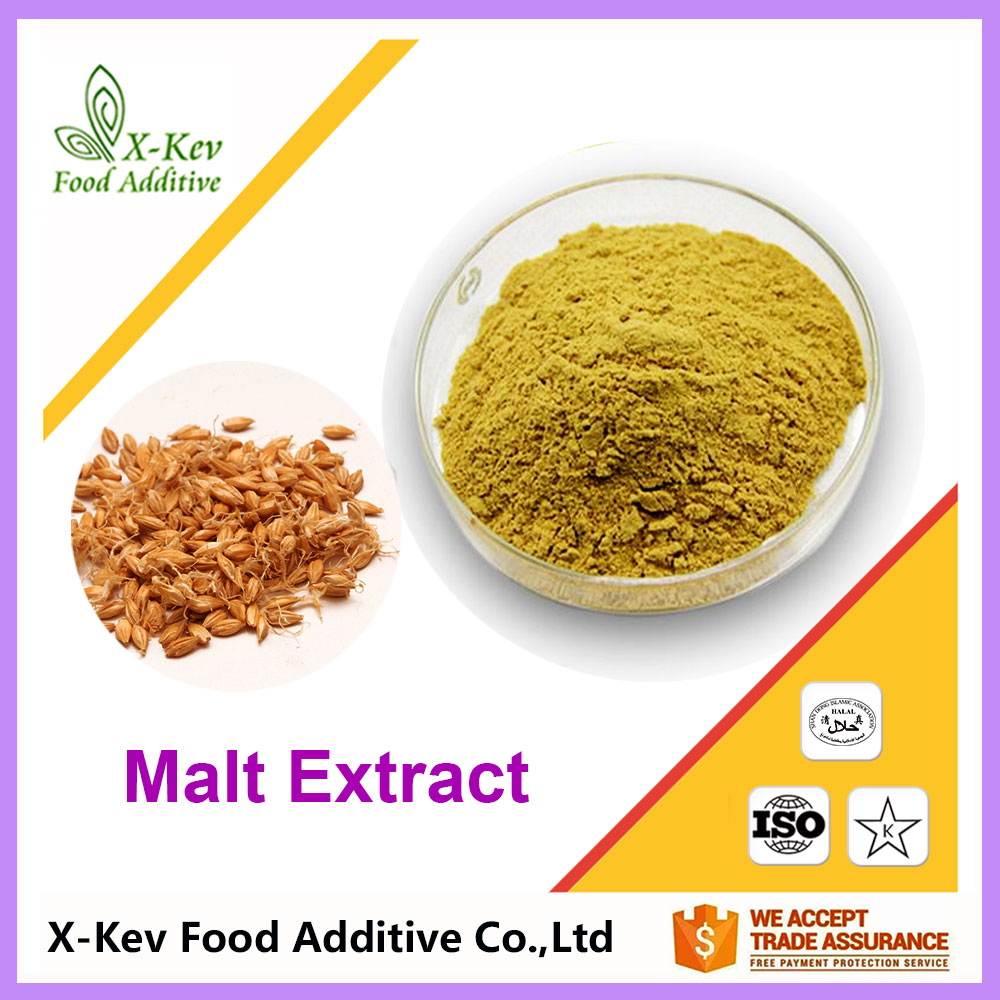 Wholesale 5:1 10:1 Natural Dry Malt Extract For Malt Drinks