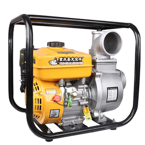 3 Inch 196cc Manual Petrol Water Pressure Pump for Sale