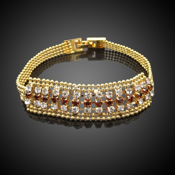 African gold plating rani haar imitation pearl jewelry sets View