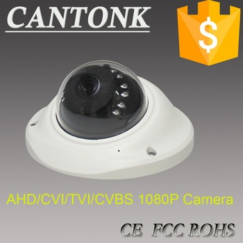 New CCTV Security Camera Mini IR Dome AHD CVI TVI 1080P High Definition CCTV Camera