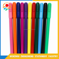 Art Marker Type and Set Packaging fibre tip water color pen, washable watercolor markers