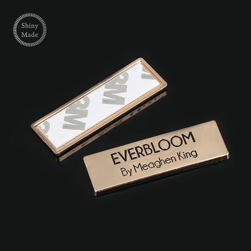 Made in china fabricação de placa de metal em branco