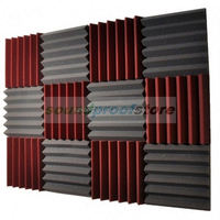 Acoustic foam movable wall padding