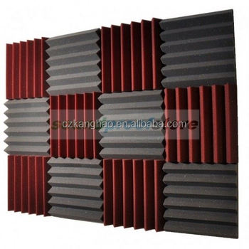 Acoustic foam movable wall padding buy acoustic for Sound proof wall padding
