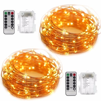 Privated Label Remote Control Wireless Led Light Battery Operated
