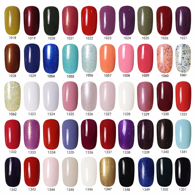 Factory Outlet Private Labelling Gel Nail Polish Brands Of Nail Easy ...