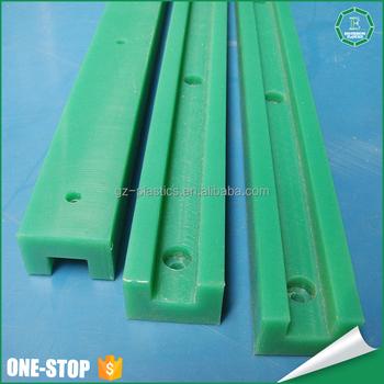 Plastic Polyamide Nylon Hdpe Upe Polyethylene Strip Linear