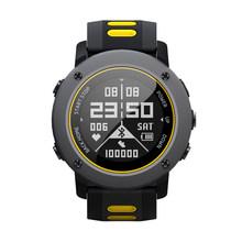 Uwear профессиональные IP68 спортивные часы UW90C умные часы из нержавеющей стали Bluetooth 4,2 gps пульсометр Бег Туризм плавание.(Китай)