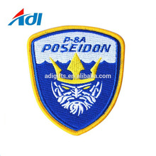2018 Wholesale Cheap custom back embroidered patches for sale
