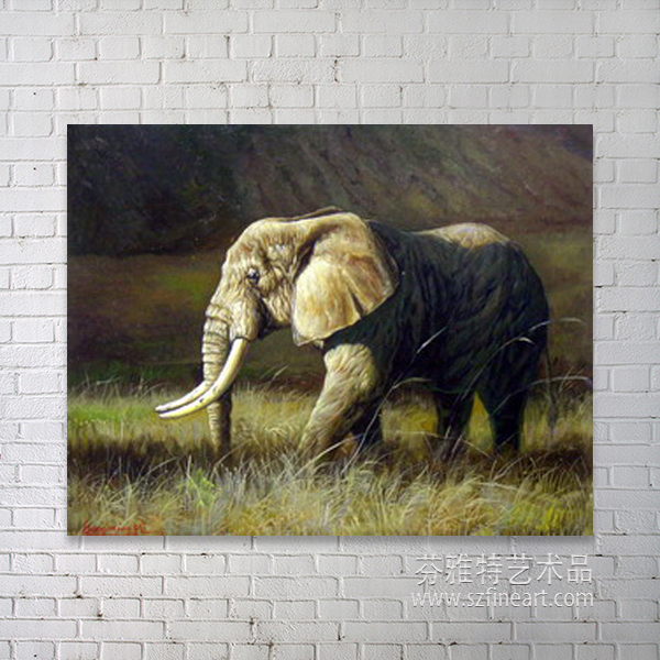 Abstract Elephant Painting, Abstract Elephant Painting Suppliers ...