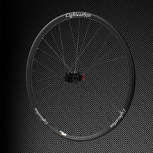 2014 LIGHTCARBON MTB 30mm carbon wheels no brand with hookless design XXR650-30