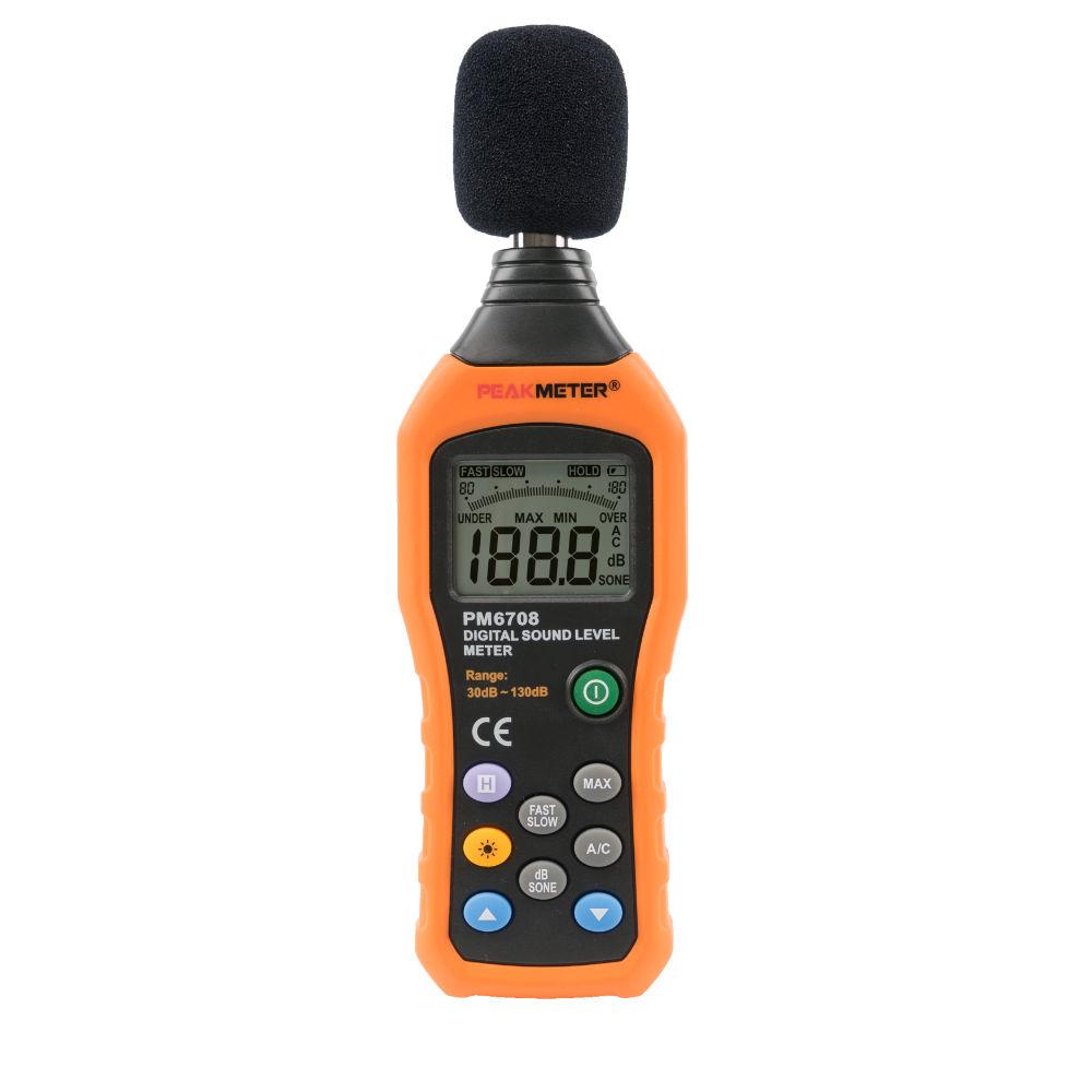 200000 गिनता एलईडी प्रकाश मीटर PM6612L, 0-200000 के साथ उच्च गुणवत्ता LEDlux मीटर लक्स/0-20000FC