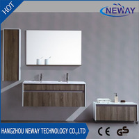 Wholesale wall mounted cheap vessel sink vanity combo
