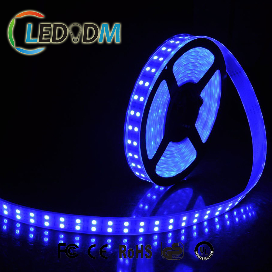 Alibaba Best Sellers Lighting Led 5m/roll 300leds IP66 Outdoor Waterproof DC12V 24V Smd 5050 Led RGB Strip