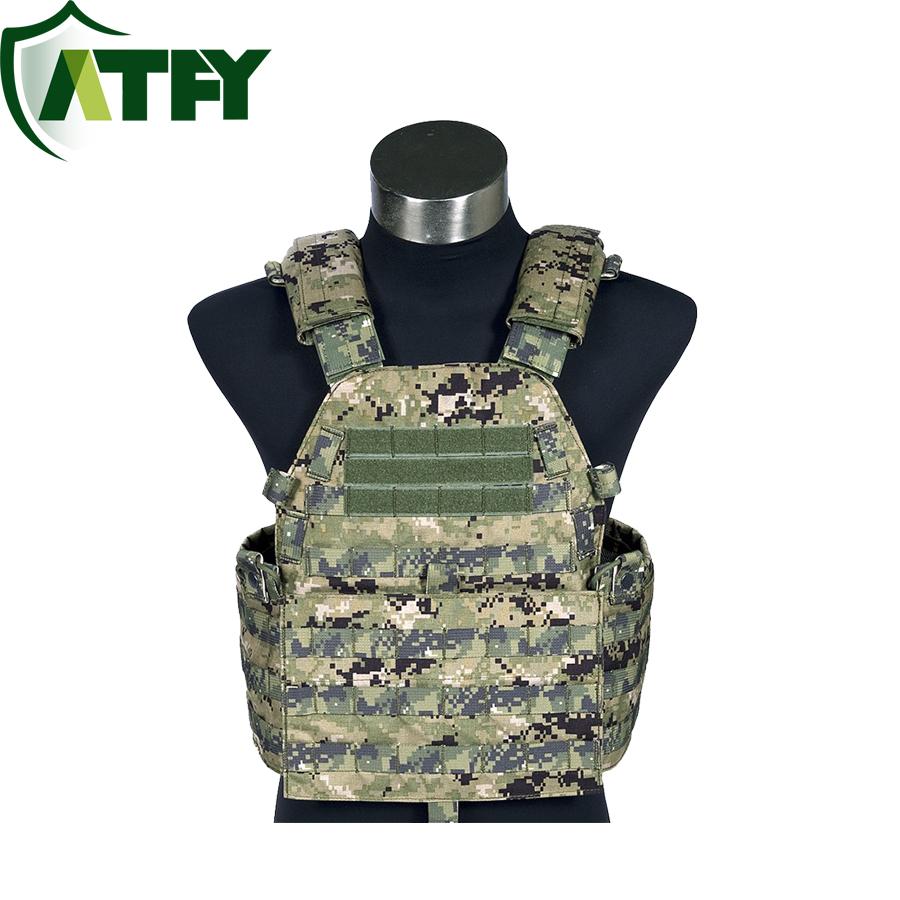 e85be5265ed87 Digital Camo Bulletproof Jacket Tactical Vest Military Body Armor ...
