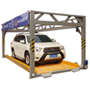 2 Post Used At Home Garage Storage Lift Systems