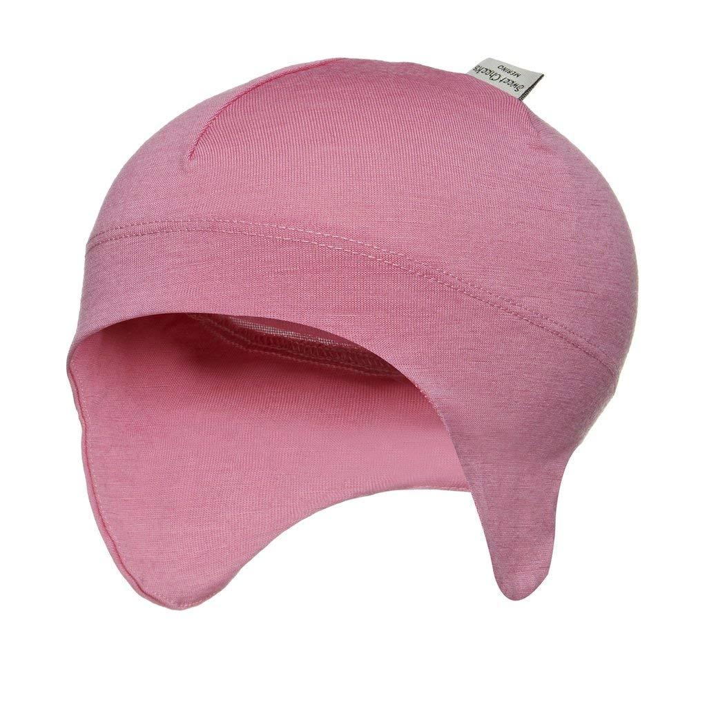 69cf1f7aea6 Get Quotations · Sweet Cheeks Merino Merino 100% Merino Wool Beanie Baby Toddler  Hat. The Perfect