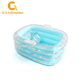Comfortable PVC swimming inflatable baby bath tub